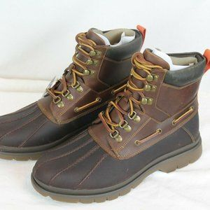 $170 J.Crew X Sperry Collab Watertown Duck Boots